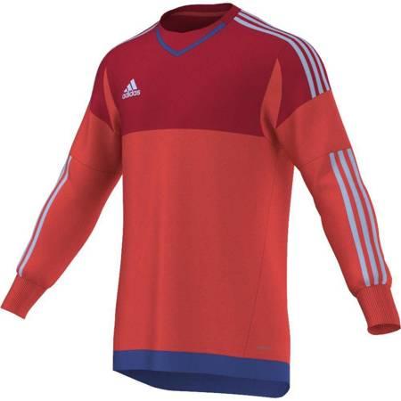 BLUZA BRAMKARSKA adidas TOP 15 GK pomarańczowo/czerwona /S29441
