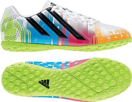 BUTY ADIDAS FREEFOOTBALL X-ITE MESSI roz 40 2/3 /D67200