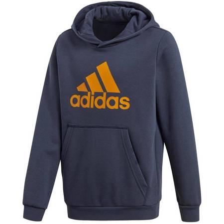 Bluza adidas Logo Hood YB JR CE8633