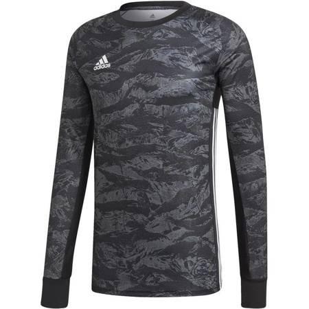 Bluza bramkarska dla dzieci adidas AdiPro 19 GK LS JUNIOR czarna DP3138