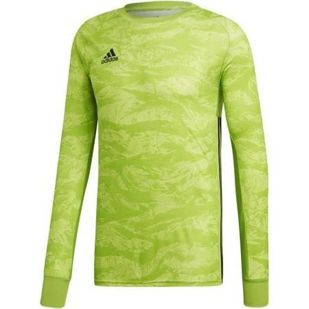 Bluza bramkarska męska adidas AdiPro 19 GK LS jasnozielona DP3137