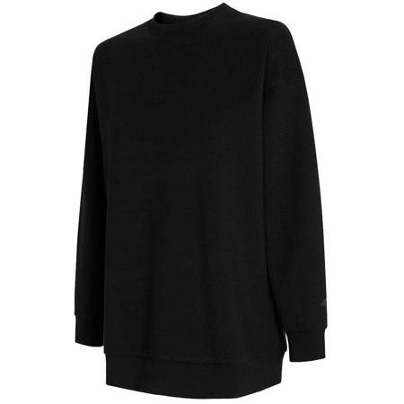 Bluza damska 4F głęboka czerń H4L21 BLD010 20S
