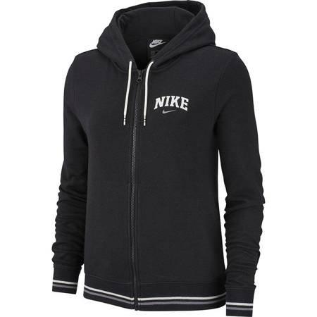 Bluza damska Nike W Hoodie FZ FLC Vrsty czarna BV3984 010