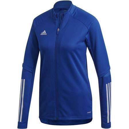 Bluza damska adidas Condivo 20 Training niebieska FS7105