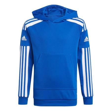 Bluza dla dzieci adidas Squadra 21 Hoody Youth niebieska GP6434