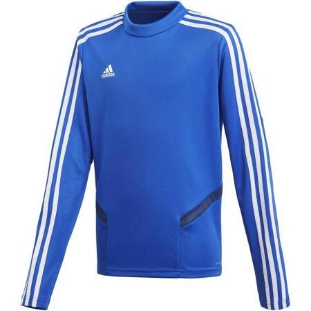 Bluza dla dzieci adidas Tiro 19 Training Top JUNIOR niebieska DT5279