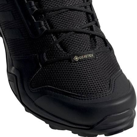 Buty damskie adidas Terrex AX3 Mid GTX czarne BC0590
