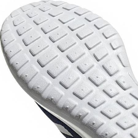 Buty dla dzieci adidas Lite Racer CLN granatowe F35441