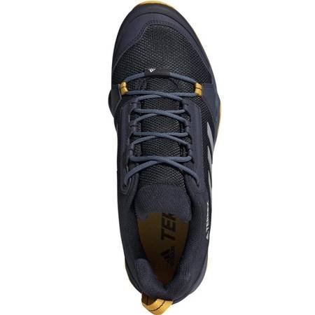 Buty męskie adidas Terrex AX3 granatowo żółte G26563