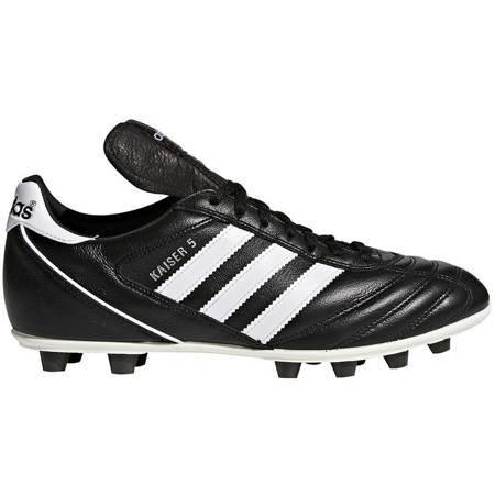 Buty piłkarskie adidas Kaiser 5 Liga FG czarne 033201