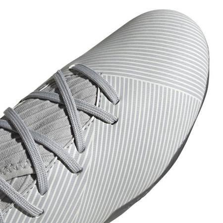 Buty piłkarskie adidas Nemeziz 19.3 FG JR szare EF8302