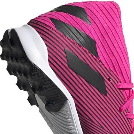 Buty piłkarskie adidas Nemeziz 19.3 TF różowe F34426