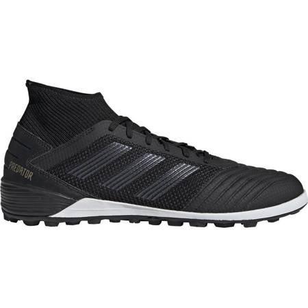 Buty piłkarskie adidas Predator 19.3 TF czarne F35627