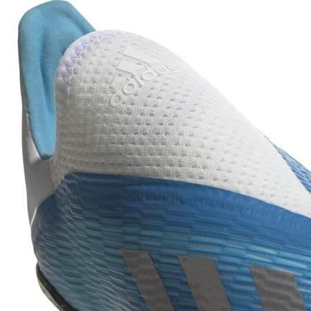 Buty piłkarskie adidas X 19.3 LL TF JUNIOR niebieskie EF9123