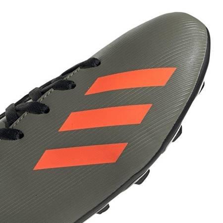 Buty piłkarskie adidas X 19.4 FxG JR zielone EF8377