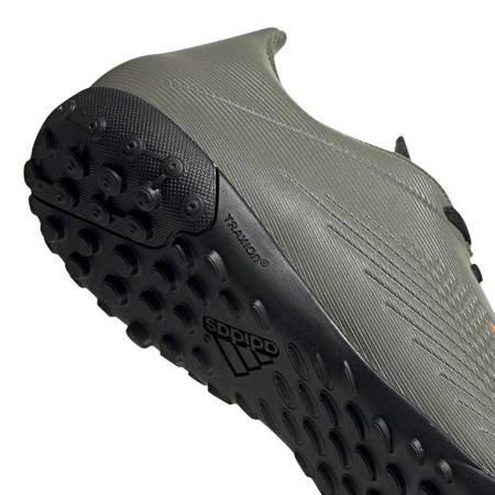 Buty piłkarskie adidas X 19.4 TF zielone EF8370
