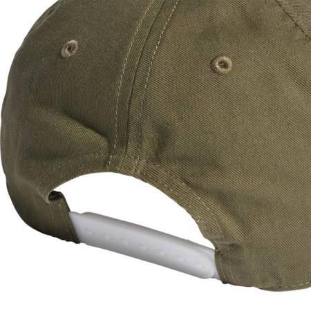 Czapka z daszkiem młodzieżowa adidas Daily Cap OSFY khaki EI7431