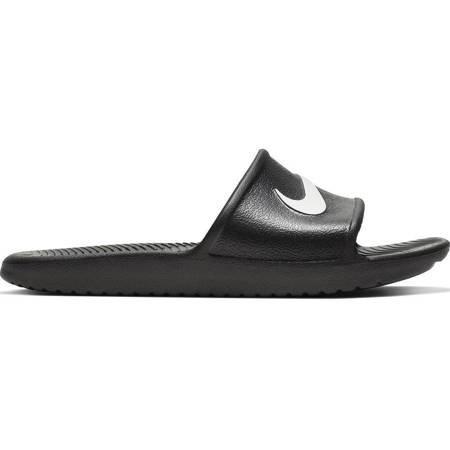 Klapki Nike Kawa Shower GS/PS czarne BQ6831 001