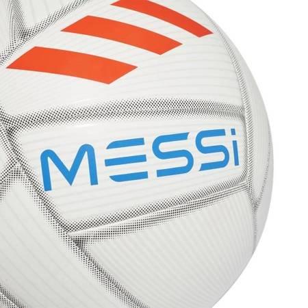 Piłka nożna adidas Messi Capitano biała DY2467