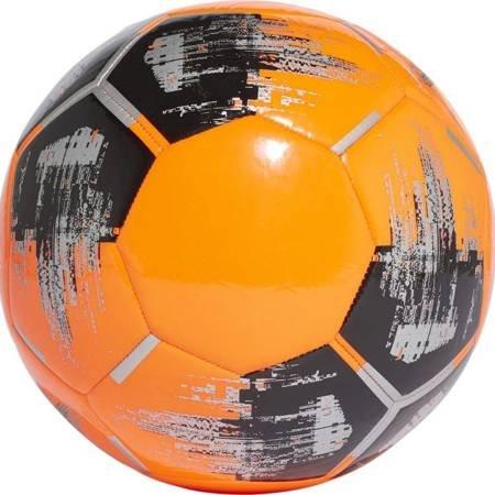 Piłka nożna adidas Team Glider pomarańczowa DY2507