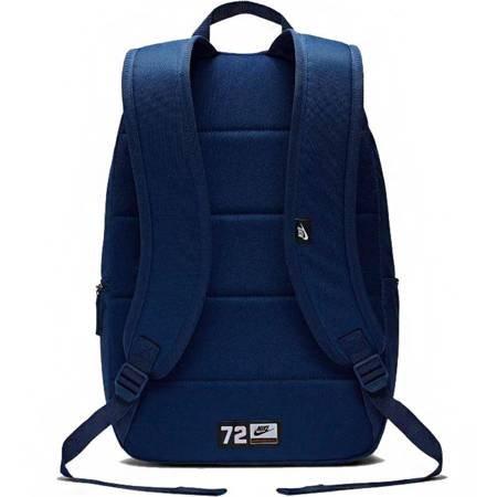 Plecak Nike Heritage BKPK 2.0 Air GFX granatowo czerwony BA6022 492