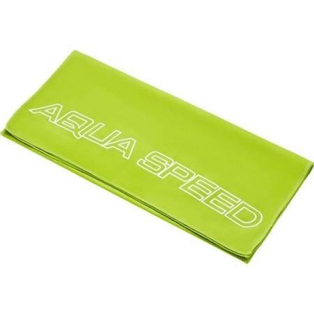 Ręcznik Aqua-speed Dry Flat 200g 70x140 zielony 04/155
