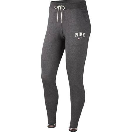 Spodnie damskie Nike W Jogger FLC Vrsty szare BV3987 071