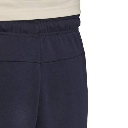 Spodnie męskie adidas MH Bos Pant FL granatowe EB5256