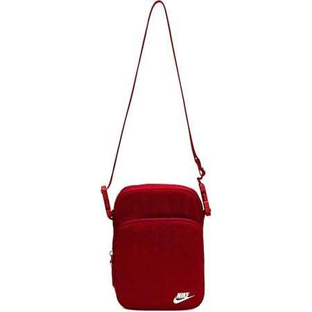 Torebka Nike Heritage Smit 2.0 czerwona BA5898 661