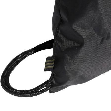 Worek na buty adidas Gym Sack Trefoil czarny DV2388
